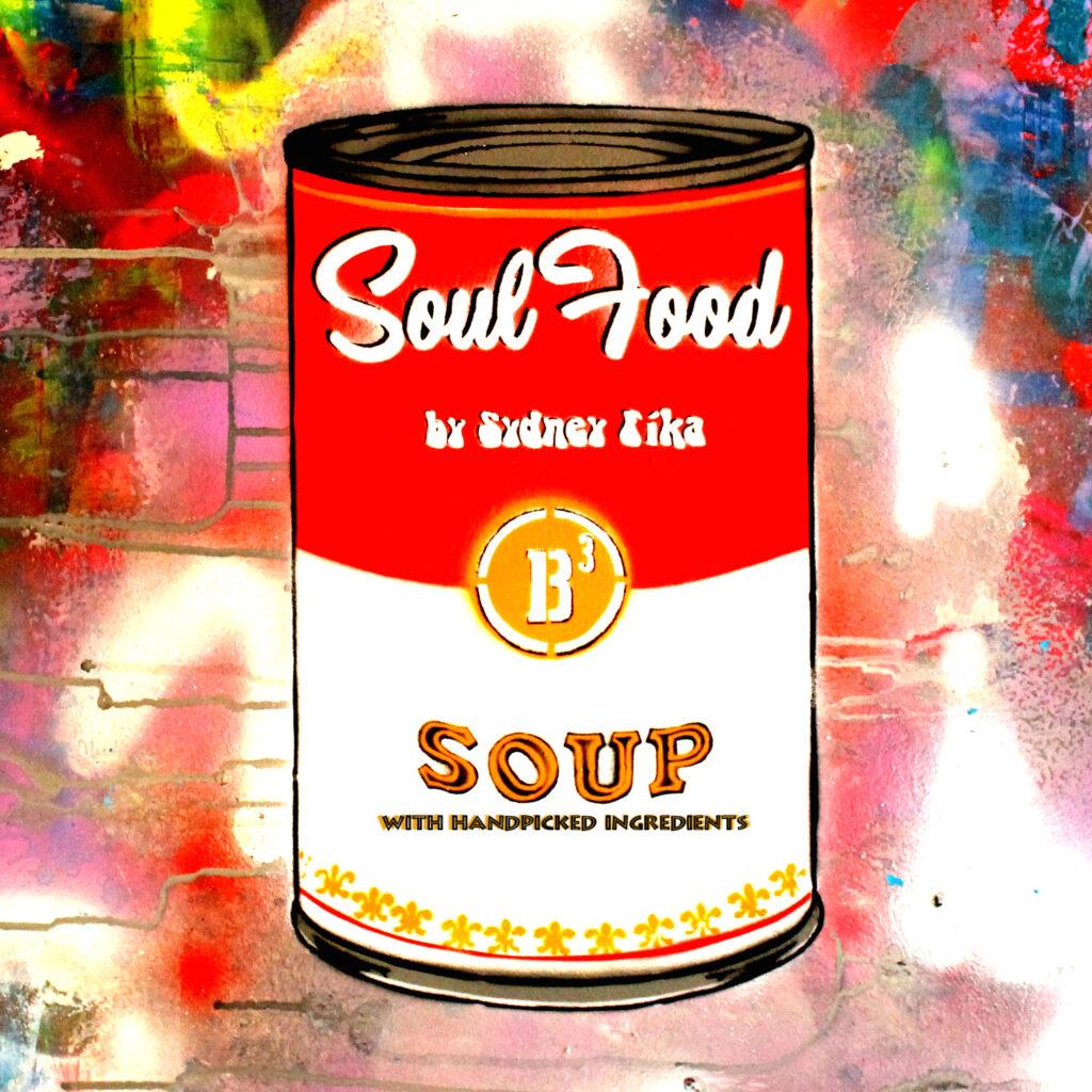Soul Food by Sydney Fíka - Albumcover